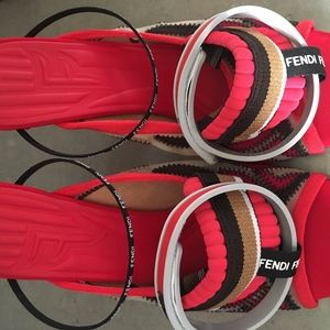 Fendi Shoes - Fendi Freedom Sandals